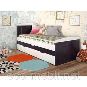 Дитяче ліжко Компакт  Arbor Drev 80*190 сосна