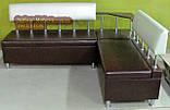 Кухонный уголок «Экстерн» с полками 160х200см Качество, фото 2