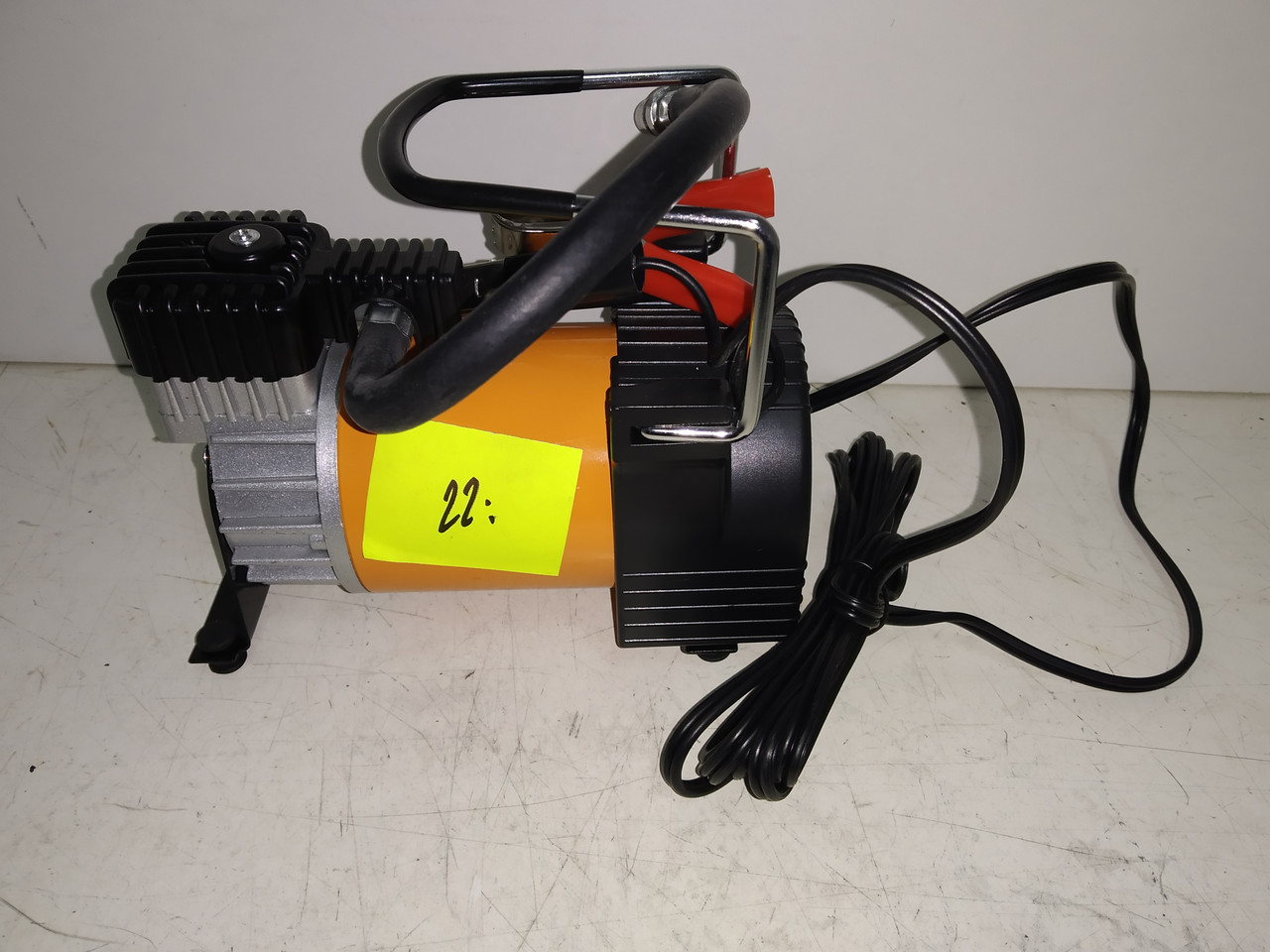Автомобільний компресор Lavita 35 л/хв. 10 Атм
