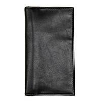 Шкіряне портмоне з RFID захистом LOCKER's Purse2 Black