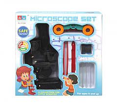 """Игровой набор """"Микроскоп"""", черный 3103A"""