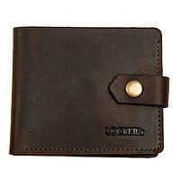 Шкіряне портмоне з RFID захистом LOCKER's Purse3 Brown