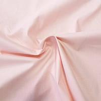 Бязь однотонная светло-персиковая, ш. 160 см, фото 1