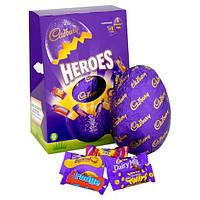 Шоколадное яйцо Cadbury Heroes Egg 236 g