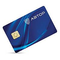 Смарт-карта Crypto Card-337 on dual chip Em Marine