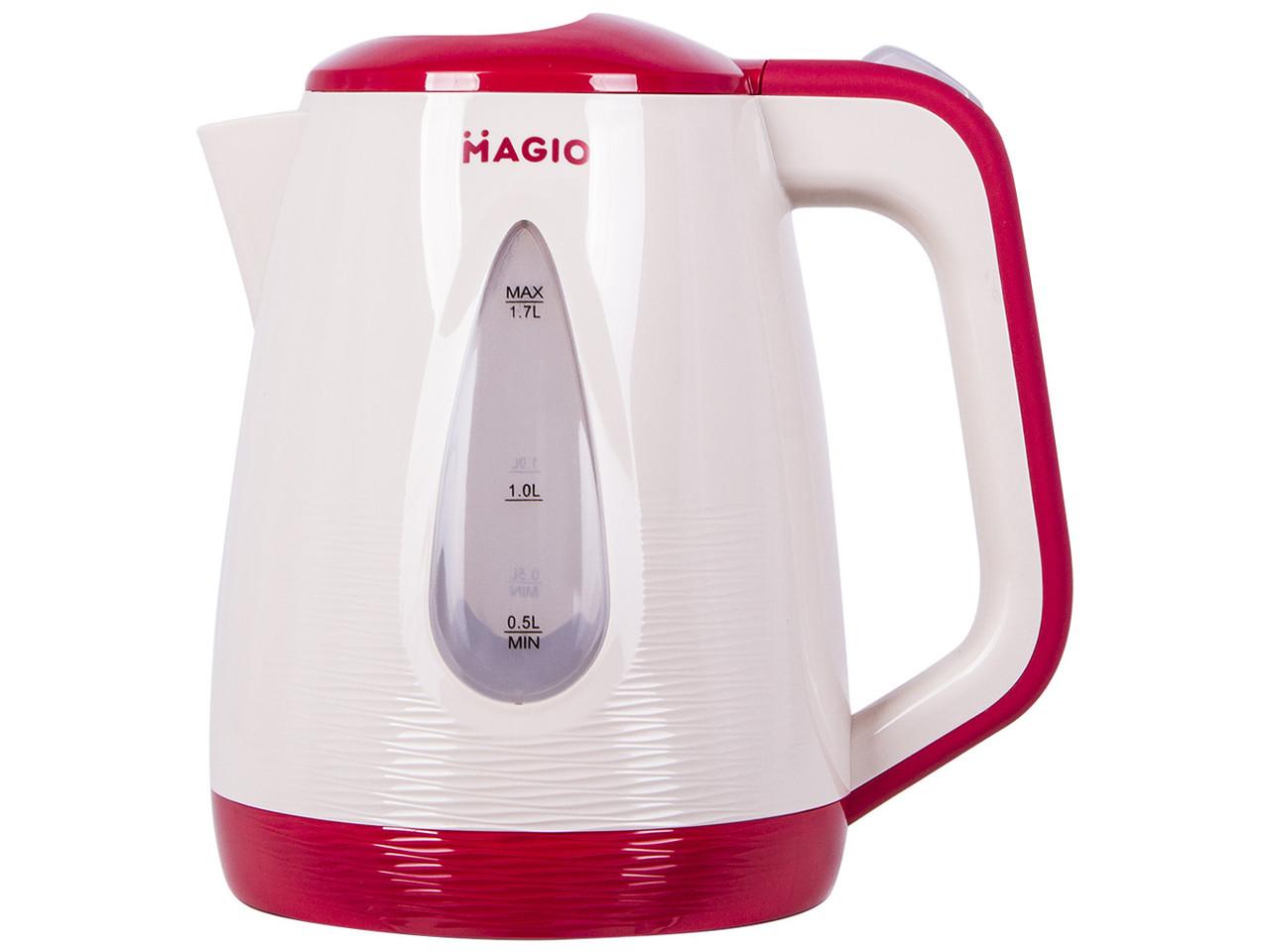 Электрочайник Magio Mg-520 1,7 Л 2200 Вт