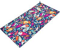 Полотенце для пляжа SPORTS TOWEL B-FBT 80 см x 160 см синее