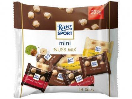 Ritter Sport Mini Nuss Mix 233 g