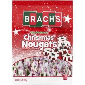 Brachs Peppermint Nougats Candy 326 g