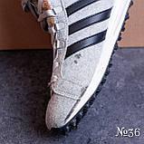 Ботинки серые  № 36, фото 2