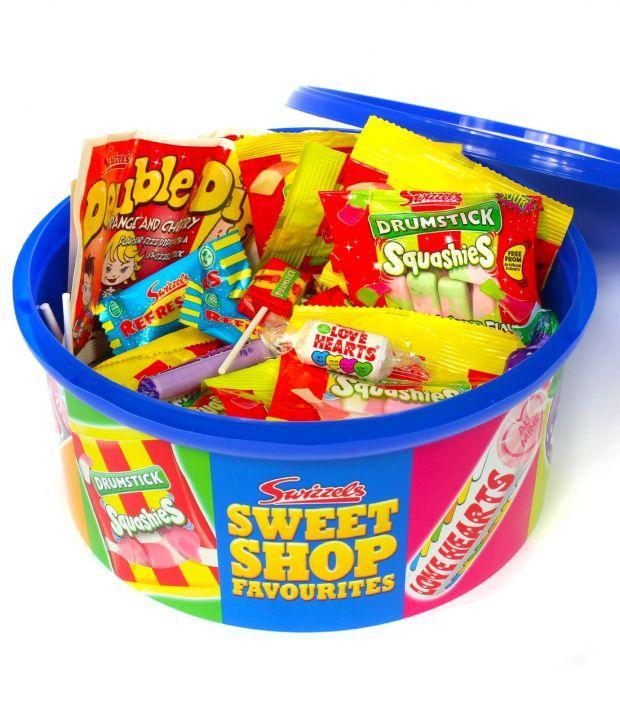 Набор сладостей Swizzels Sweet Shop Favourites 750 g