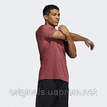 Мужская спортивная футболка Adidas HEAT.RDY 3-Stripes GC8189 2021/D, фото 2