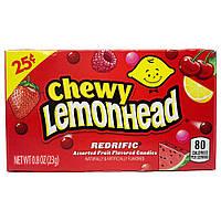 Lemonhead Chewy Redrific 23 g
