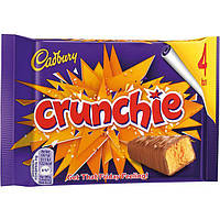 Батончики Cadbury Crunchie 4s 104 g