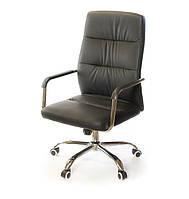 Крісло офісне Натан, ергономічне м'яке комп'ютерне крісло, CH TILT, А-Клас