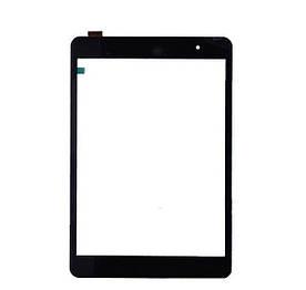 """Сенсор (Тачскрин) для планшета 7.85"""" Ergo Tab Slim 7.9 (197*132 мм, 39 pin) (Черный) Оригинал Китай"""
