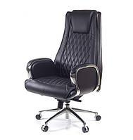Кресло офисное Арминг, черный, эргономичное мягкое компьютерное кресло, CH SR А-Клас