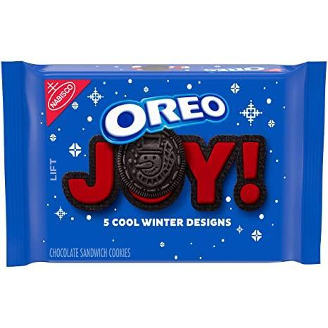Печенье Oreo Winter Edition 566 g