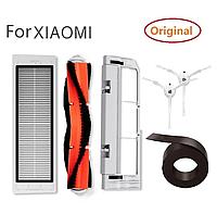Запчасти для пылесоса Xiaomi MIJIA roborock, основная и оригинальная НЕРА-фильтр, боковая щетка