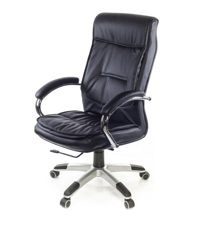 Крісло офісне Крістоф, ергономічне м'яке комп'ютерне крісло, PL D-TILT, А-Клас