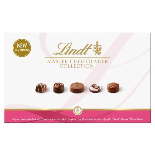 Коробка конфет Lindt master Chocolatier Collection 184 g
