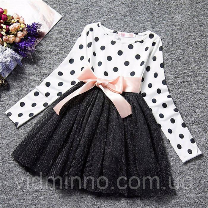 Святкова дитяча сукня на зріст 104-110 см (4-5 років)
