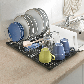 Сушилка METALTEX VINGTEX для посуды 50х31х11 см серый металлик покрытие Polytherm (325426), фото 2