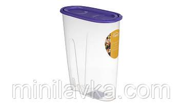 Емкость для хранения продуктов 2,1 л IDEA (М1222)