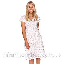 Домашнее платье Doctor Nap TCB 4141 FlowerBallet Польша 2020-21