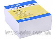 Бумага для заметок Economix, белая, 80х80, 500л. ( E20995 )