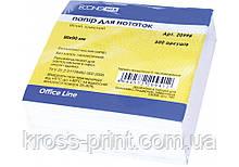 Бумага для заметок Economix, белая, 90х90, 500 л. ( E20996 )