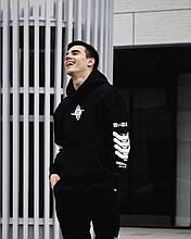 Спортивний костюм чоловічий Under Armour| Спортивний костюм андер армор - чорний.