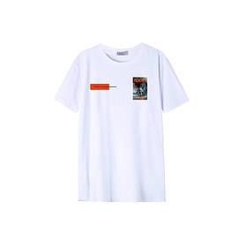 Мужская футболка с принтом
