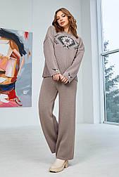 Набор: джемпер «Этно» и брюки, 44-50
