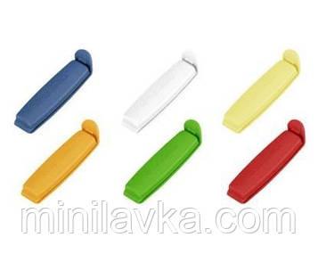 Зажим для пакетів PRESTO 6см, 6шт TESCOMA (420750)