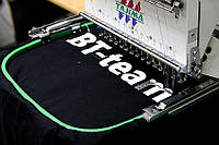 Компьютерная вышивка на одежде и тканях, фото 1