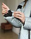 Куртка женская оверсайз рефлективная от бренда ТУР модель Кейт, размеры: S, M, фото 9