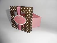 Коробка подарочная под часы