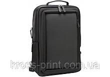 Рюкзак-сумка 2в1 ділова