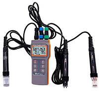Оксиметром / рН-метр / кондуктометр/солемір (4в 1) AZ-8603