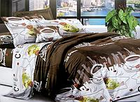 Двоспальне постільна білизна - Кава