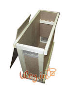 Ящик для перевозки пчелопакетов (на 4 рамки), фото 1