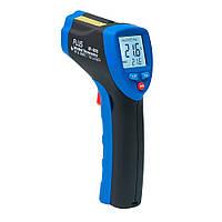 Інфрачервоний термометр - пірометр Flus IR-809 (-50...+1050), фото 1