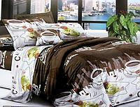 Двоспальне постільна білизна Кави Americano