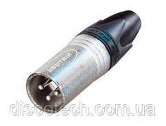 З'єднувач XLR кабельна вилка, Neutrik NC3MXX
