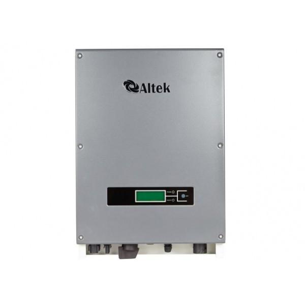 Инвертор с 2 МРРТ трекерами ALTEK АKSG-3.2К-DM сетевой