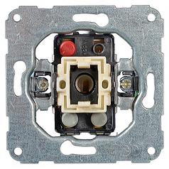Механізм вимикача 2-полюсного універсального hager.polo
