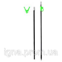 Підставка для вудки 1.5 м JU-KL01 (100шт)