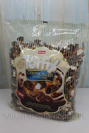 Цукерки жувальні Toffix Coffee Chew 1 кг
