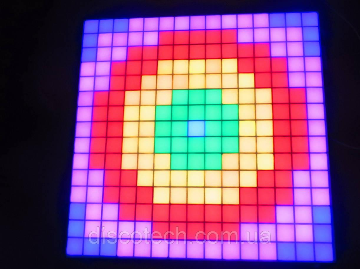 Світлодіодна Pixel Panel W настінна-066-15*15-1 ДЕМО
